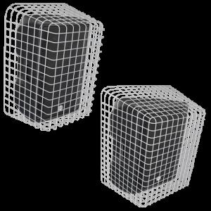 Speaker wire guards