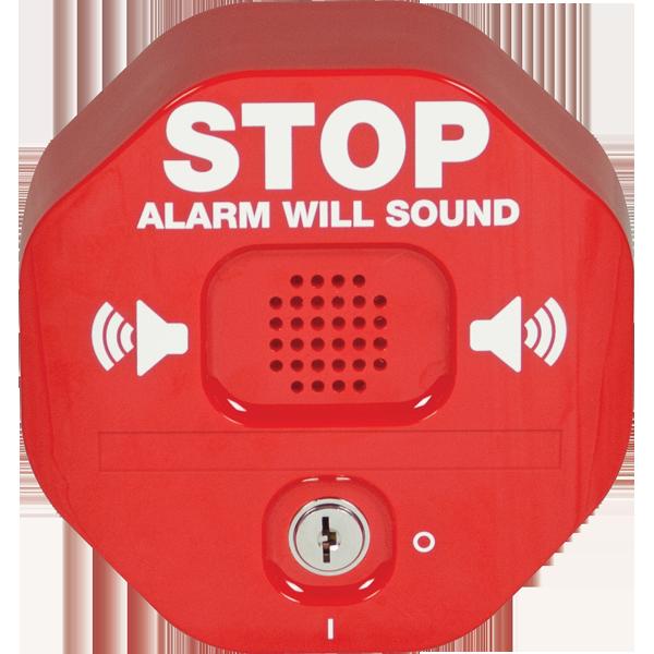 STI-6400 Door Alarm