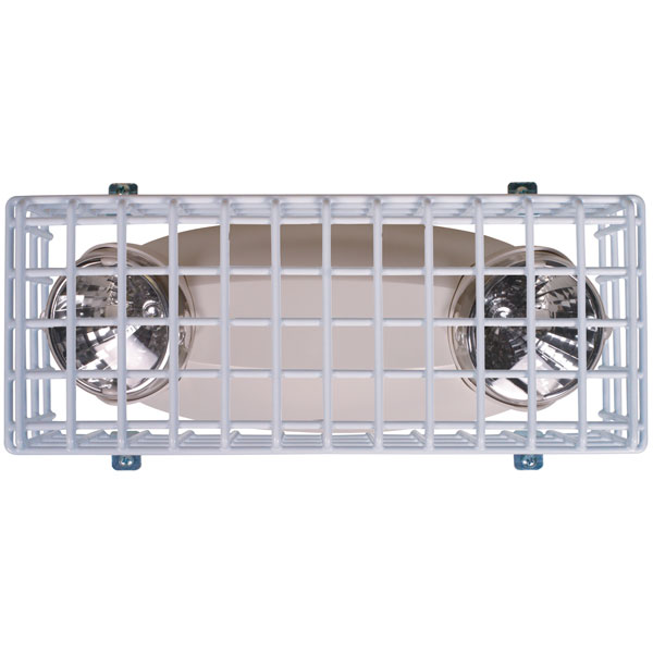 Wire cages archives sti us for Exterior emergency exit lights