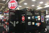 STI Booth