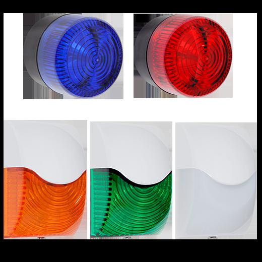 Audible/Visual Signaling Devices