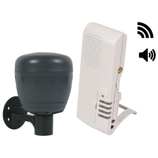 Wireless Alert Series With Voice Receiver Sti Us